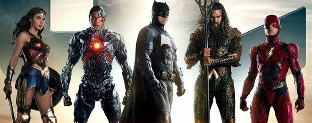 Affiche, Zack Snyder's Justice League