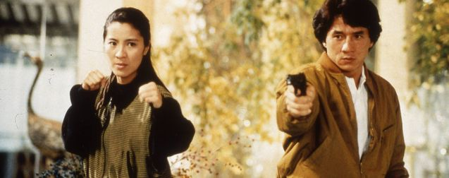 photo, Police Story 3 : Supercop, Jackie Chan