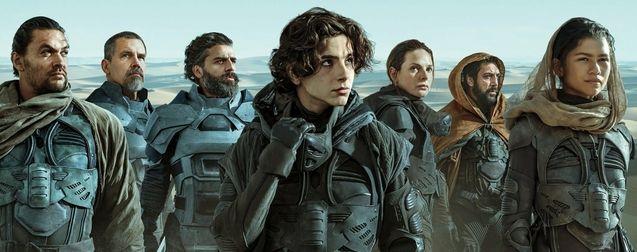 Box-office France : Dune enterre la concurrence avec un énorme démarrage