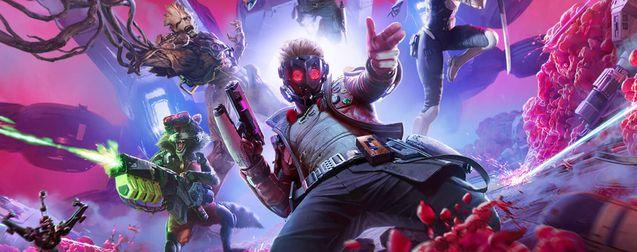 Marvel's Guardians of the Galaxy - test : oubliez les films, les vrais Gardiens sont ici