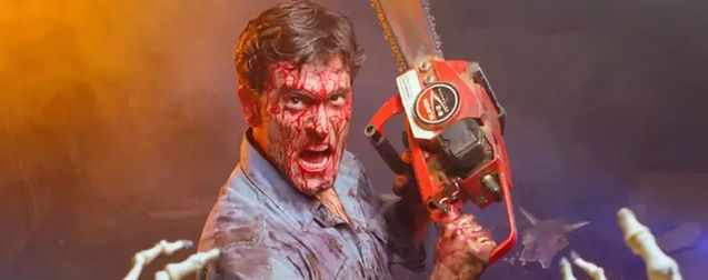 Evil Dead : Rise s'annonce hyper sanglant d'après les photos postées par son réalisateur
