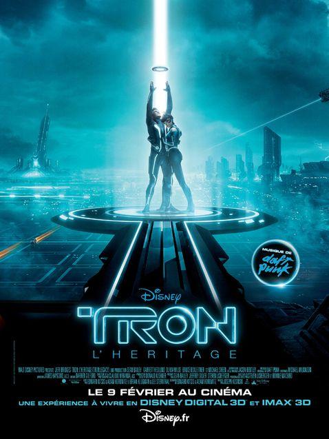 Affiche Tron 2
