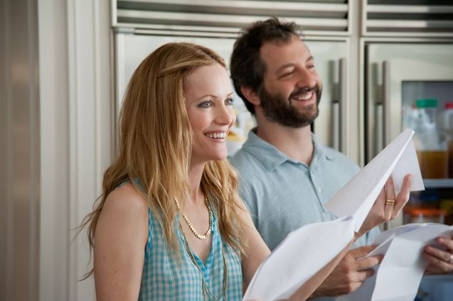 Photo Judd Apatow, Leslie Mann