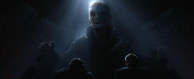 Suprème Leader Snoke