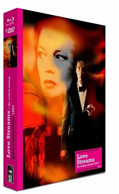 Love Streams - Blu-Ray