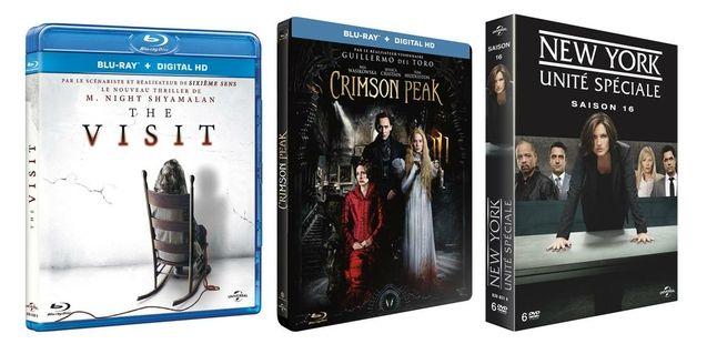 Blu-Ray Universal