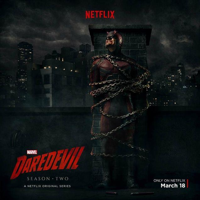 Photo Saison 2 Daredevil