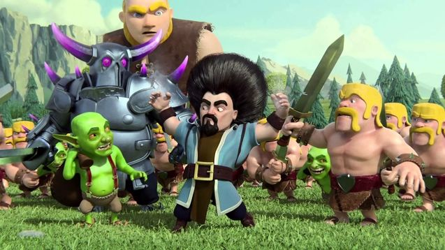 Photo Clash of Clans
