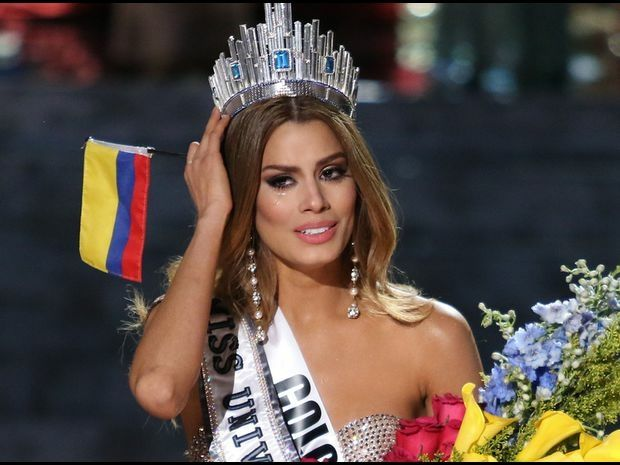 miss colombie