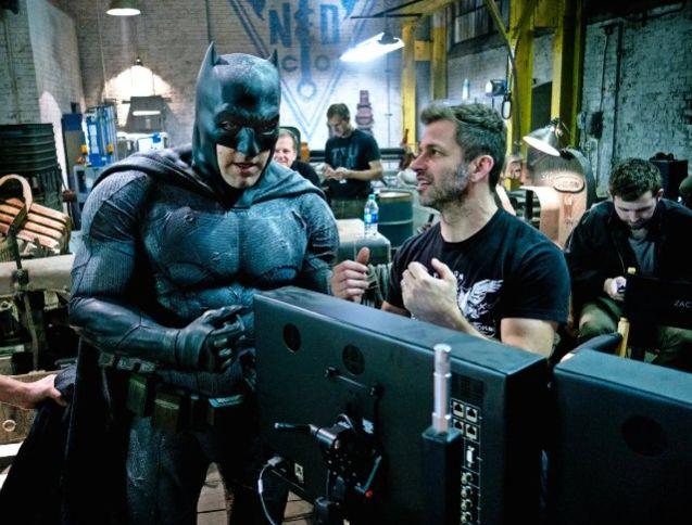 Batman v Superman Snyder