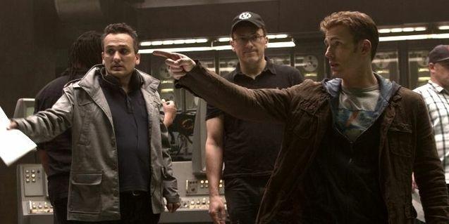 frères Russo Captain America