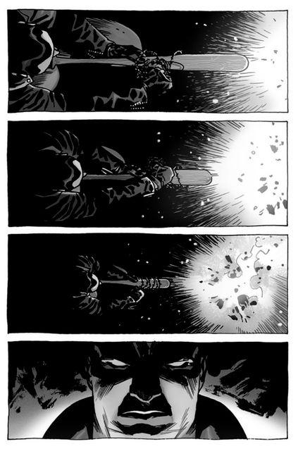 Negan comics