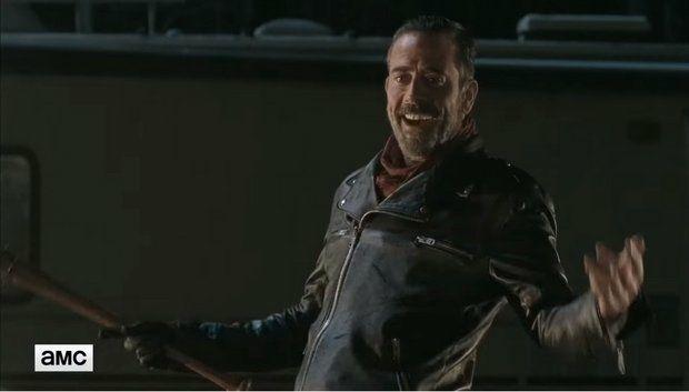 Negan Finale