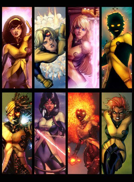 Image New mutants