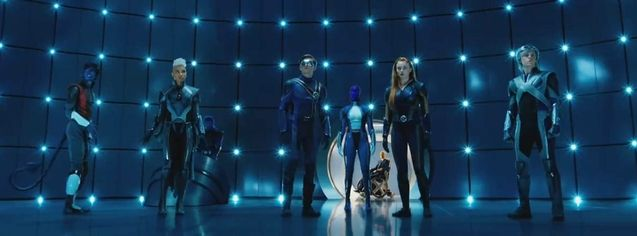 Photo X-Men costumes