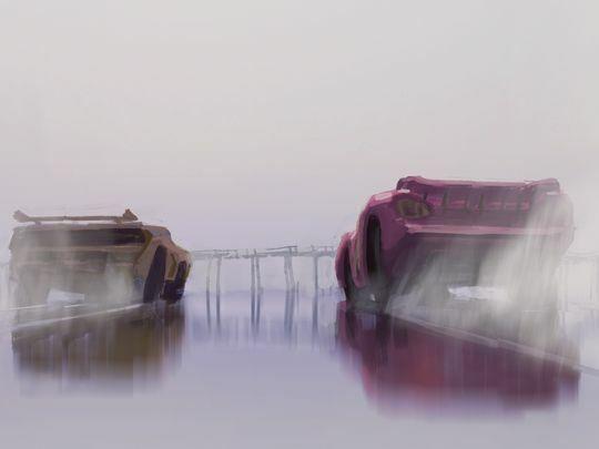 Cars 3 : premier trailer dramatique pour Flash McQueen