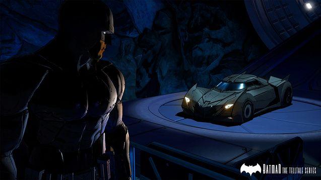 Photo Batman Telltale