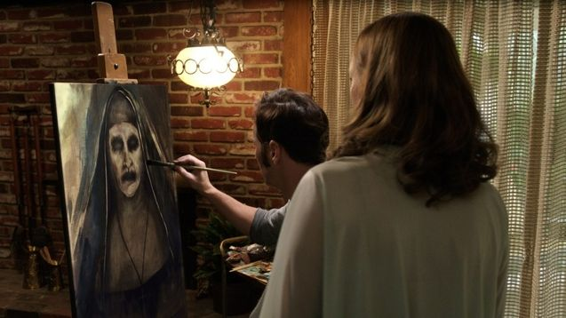 Photo COnjuring 2, The Nun