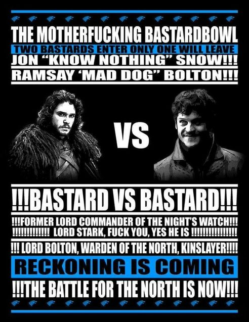 épisode 9 #BastardBowl