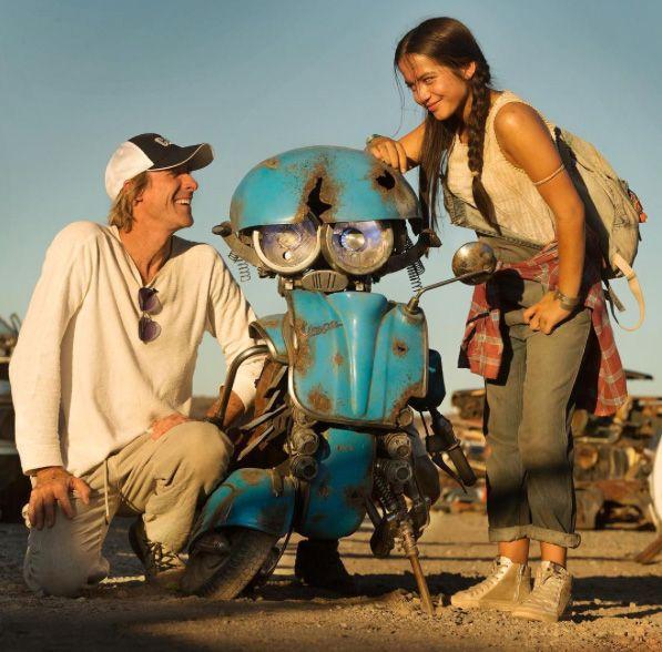 Transformers The Last Knight - Bande annonce : Optimus Prime change de bord
