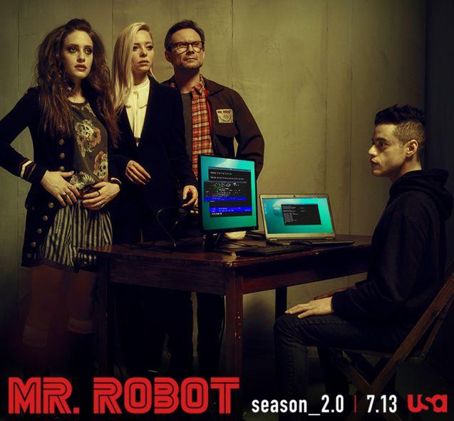 Mr Robot - saison 4 Mr-robot-saison-2-poster-960059