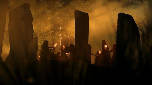 danse des druides