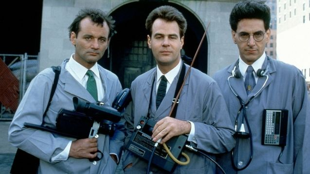 Photo Ghostbusters