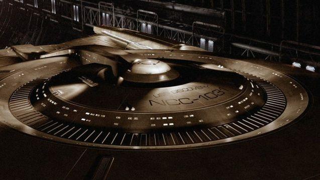 Teaser (1) : vaisseau spatial