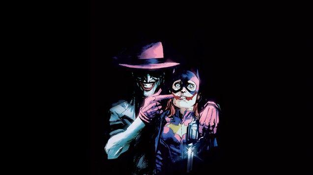 Photo 3 Batgirl Joker Killing Joke