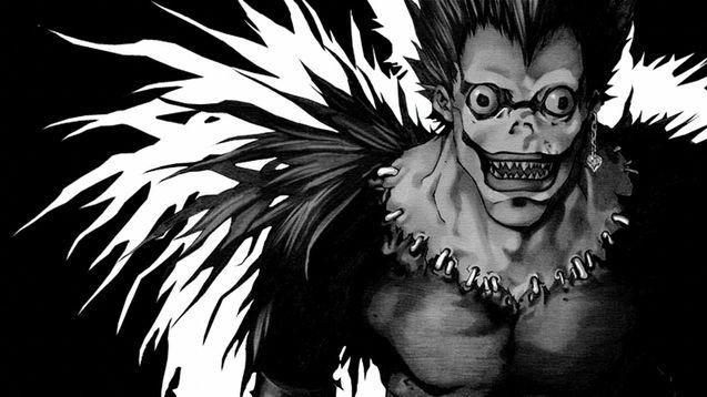 Photo Death Note Ryukku