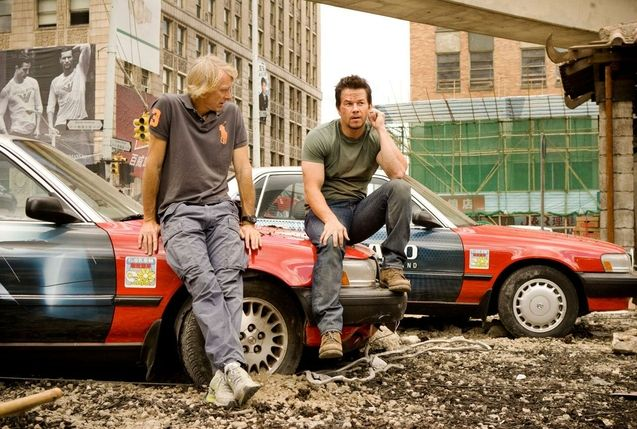 Photo Mark Wahlberg, Transformers 4