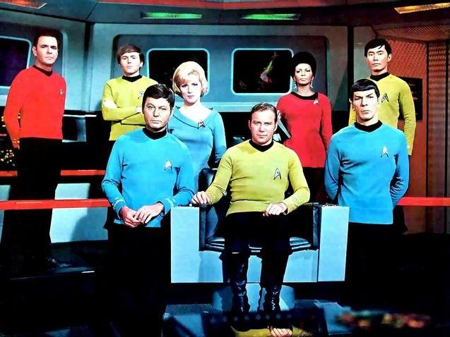 Photo Star Trek série originale