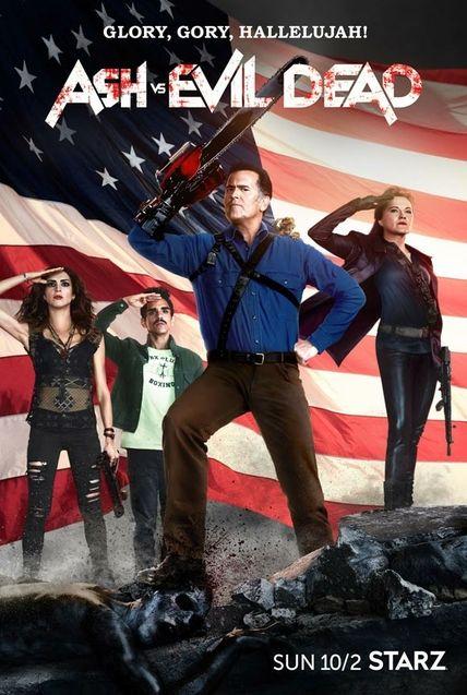 Photo Affiche Ash vs Evil Dead saison 2