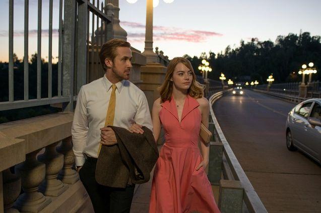 Photo Emma Stone, Ryan Gosling