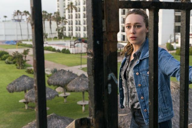 Fear the Walking Dead, Alicia Debnam Carey