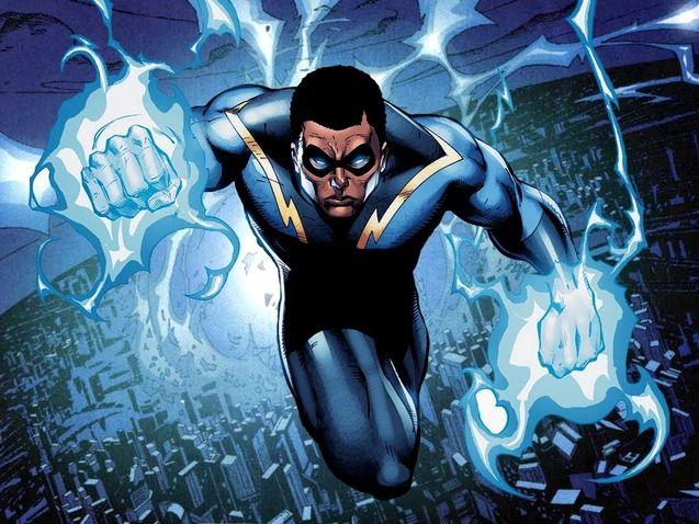 Black Lightning : une première image du super-héros de la CW