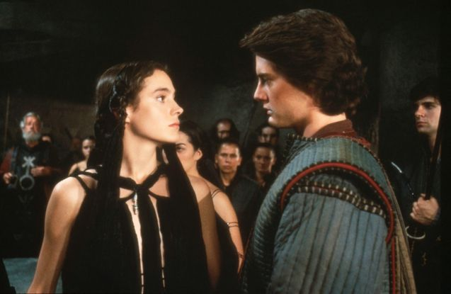 Photo Kyle MacLachlan, Sean Young