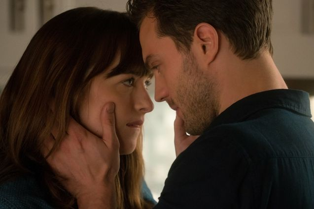 Photo Jamie Dornan, Dakota Johnson