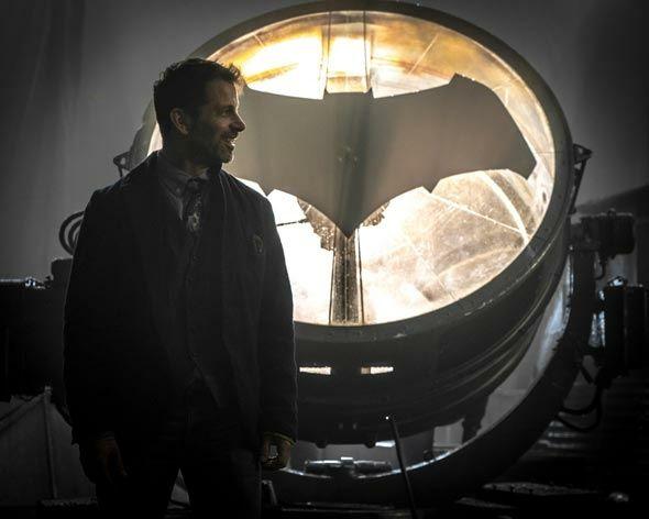 Photo Zack Snyder
