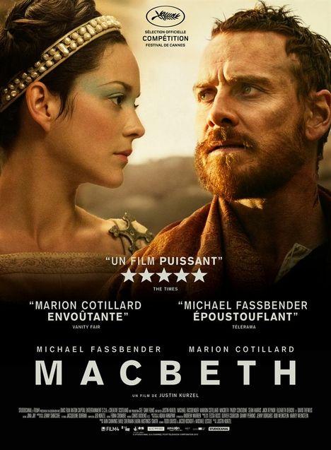 Affiche Macbeth