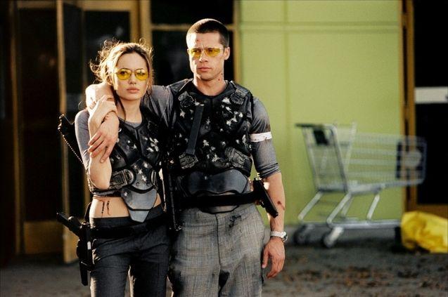 Photo Angelina Jolie, Brad Pitt
