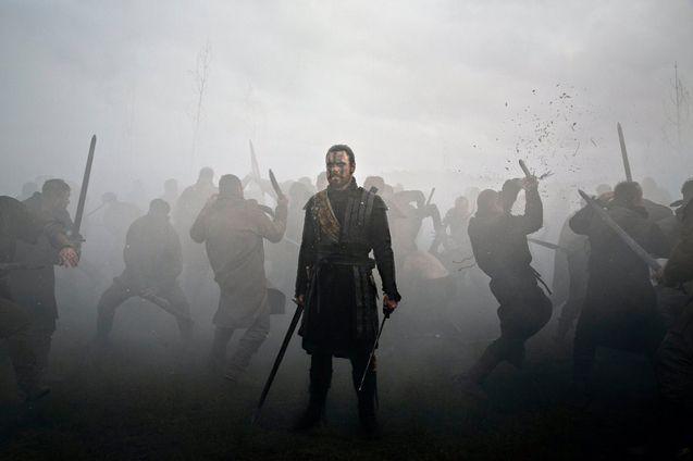 Photo Michael Fassbender, Macbeth