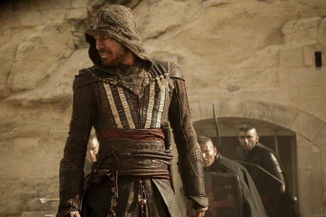 Photo Assassin's Creed Fassbender