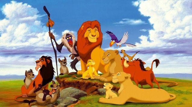 le roi lion jon favreau