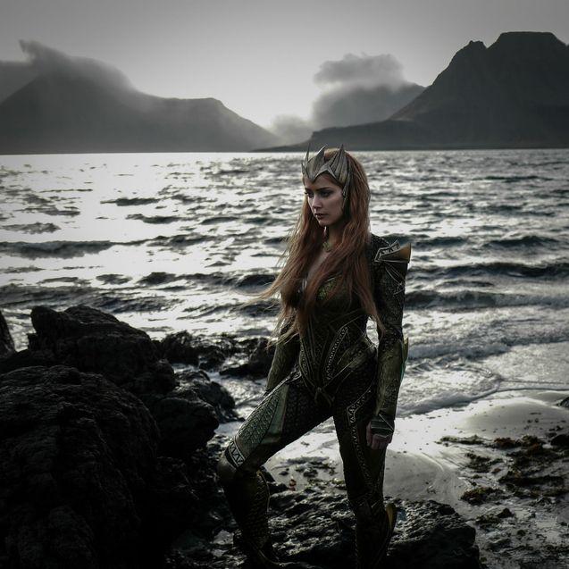 Amber Heard Mera
