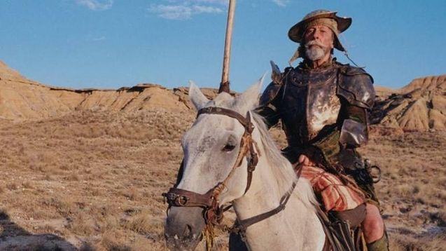 Terry Gilliam a enfin fini de tourner son Don Quichotte
