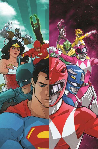 Cross over Justice League