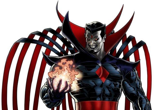 Logan bad guy