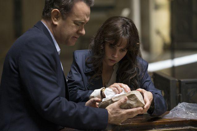 Photo Tom Hanks, Felicity Jones