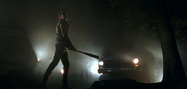 Negan Kill Episode 1